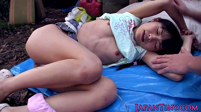 Japanese old, Japanese granny, Asian granny, Outdoors, Japanese outdoor, Saggy