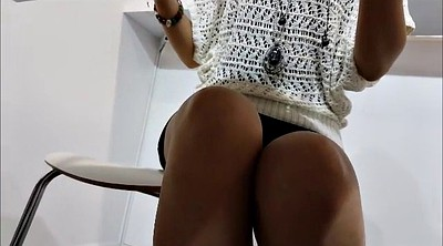 Upskirt, Table, Under table
