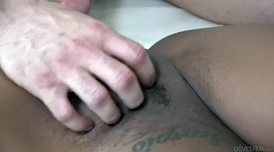Training, Ebony orgasm