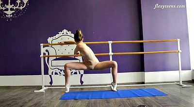 Flexible, Ballet, Solo girl, Small girl, Flexible solo