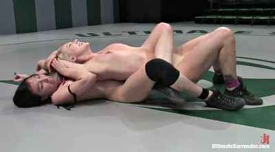 Strapon, Wrestling, Wrestling sex