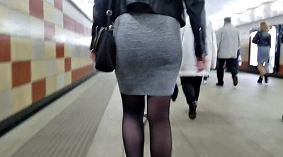 Big ass, Skirt