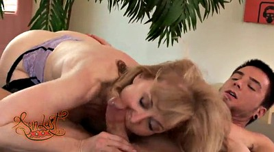 Nina hartley, Deep