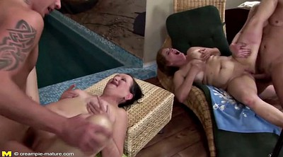 Old mom, Mom and, Granny anal, Mature group, Snow, Sex mom