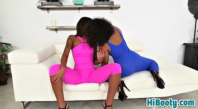 Interracial, Ebony caught