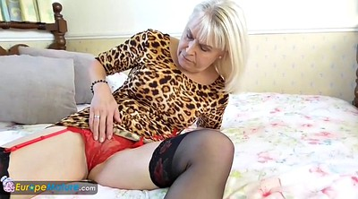 Mature masturbating, Mature hot