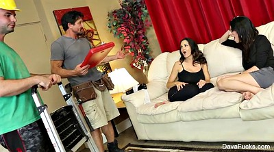 Ava addams, Foxx, Four, Surprised, Cumshot surprise
