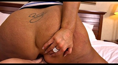 Chubby anal, Cougar anal