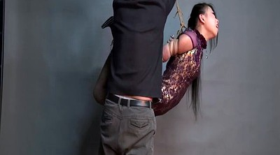 Hogtied, Extreme, Hanging, Chinese bdsm, Asian bdsm