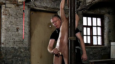 Milk, Slave, Gay slave, Gay bdsm, Bound