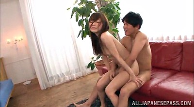 Asian cumshot