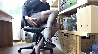 High heels, High nylon, Fetish heels