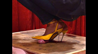 Trample, High heels, Trampling