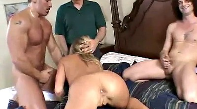 Cuckold, Hotwife, Threesome anal, Slut wife