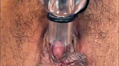 Hairy show, Clit, Japanese show
