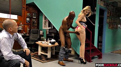 Bbc, Alexa grace, Grace, Alexa, Watching, Interracial cuckold