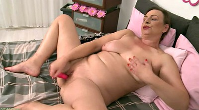 Toy, Red, Older woman