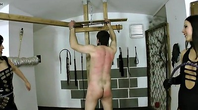 Whipping, Male slave, Whipped
