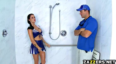 Peta jensen, Cheerleader