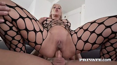 Mature dp, Double handjob