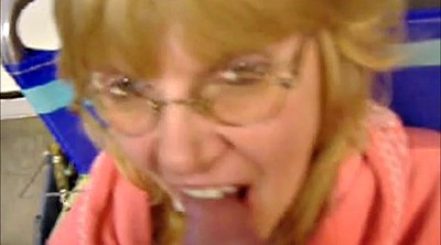 Mature cum in mouth, Mature swallow, In mouth