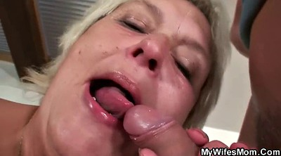 Taboo, Taboo mom, Blonde grannies