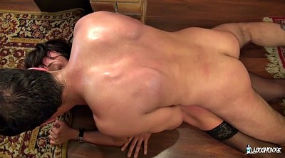French mature, Anal matures