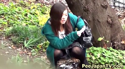 Piss, Asian pee, Asian piss, Public asian, Public pee, Pissing teens