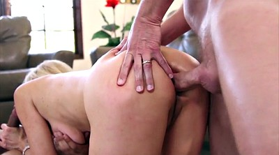 Older, Lady b, Old creampie, Young lady, Creampie young