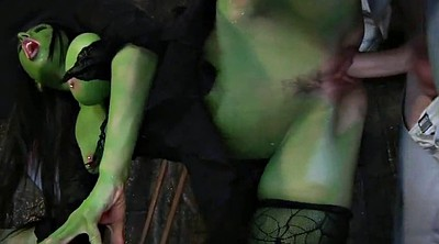 Cosplay, Wicked, Witch