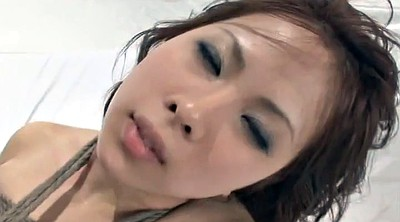 Orgasm, Asian bondage, Tied and fucked, Asian tied