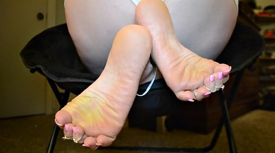 Toes, Sole, Rings, Ring, Wow, Amazing