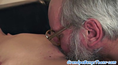 Old young, Old and young, Granny creampie