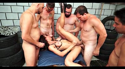 Gangbang, Pee group, Women