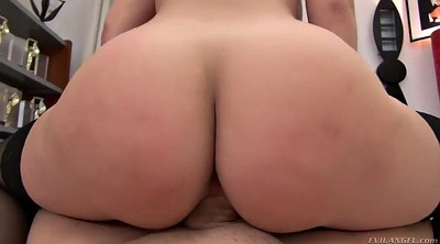 Hairy pussy, Ass fuck, Big ass pov