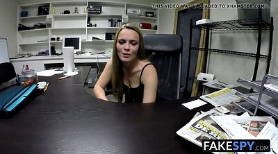 Big boobs, Ebony casting, Ebony boobs, Big tits office