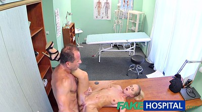 Czech wife, His wife, Hot doctor, Fakehospital