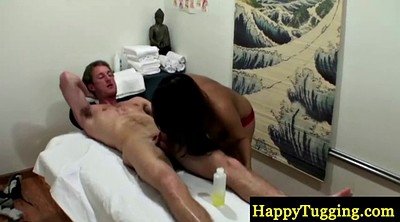 Bukkake, Asian massage