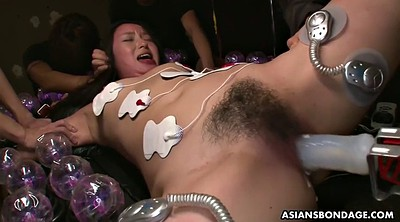 Torture, Japanese bdsm, Waxing, Japanese small tits, Electrical, Electric