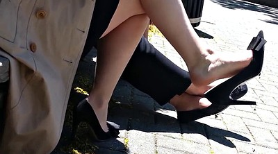 Candid, High-heeled shoes, Heeled
