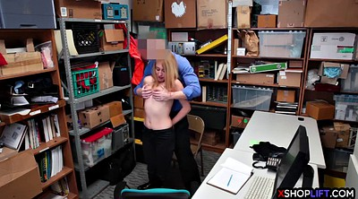 Office, Busted, Security, Office sex, Chubby fuck