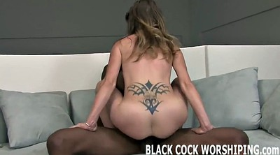 Blacked, Pussy bdsm, White tights