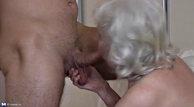 Grandmother, Mature and young