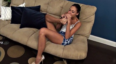 Blacked, Smell feet, Smell foot