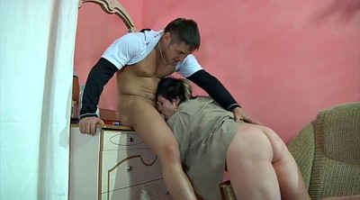 Young boy, Bbw boy, Mature with boy