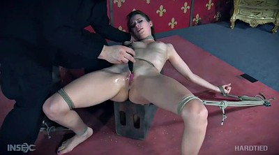 Whip, Whipped, Tits whipping, Hard tied