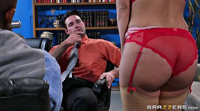 Officer, Office sex, Office gangbang, Britney amber