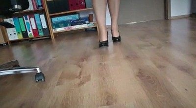 Nylon foot, Feet nylon