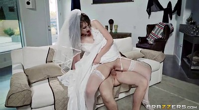Cheating, Wedding, Teen feet, Bride, White wife