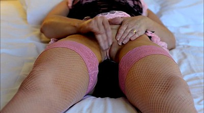 Stockings, British wife, British homemade, Wife orgasm, Wife dildo, Stockings dildo